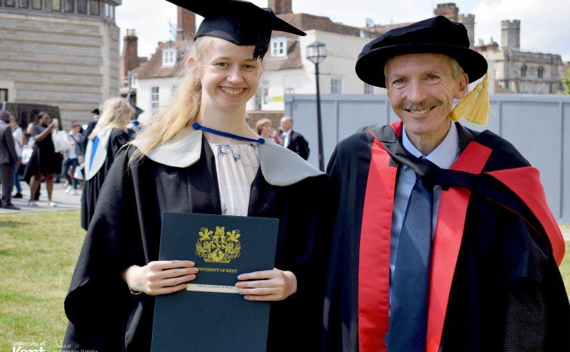 SMSAS Students Graduate at Canterbury Cathedral