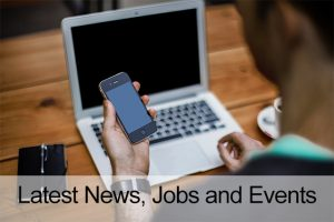 Latest News, Jobs and Events