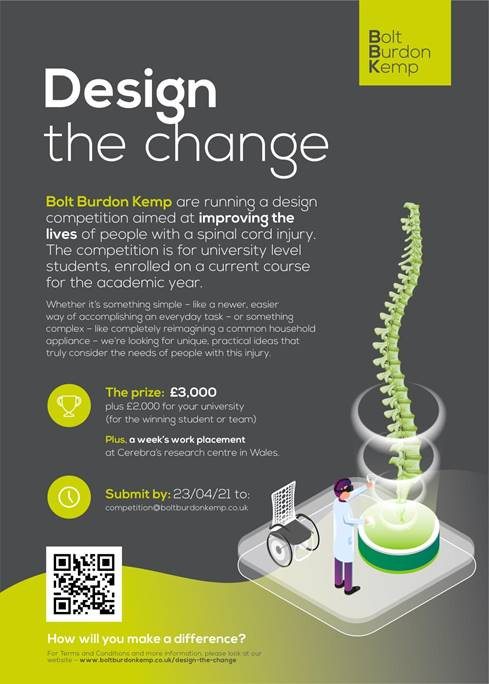 Design the change competition