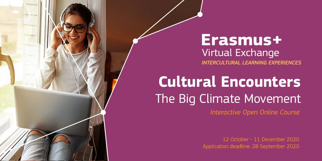 Erasmus+ Virtual Exchange