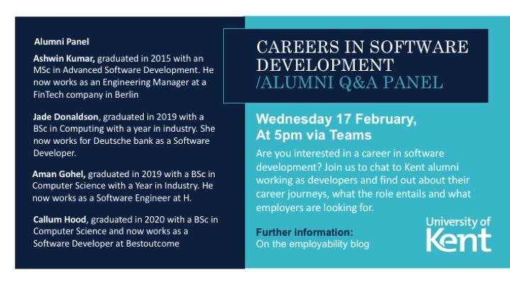 Careers in Software Development
