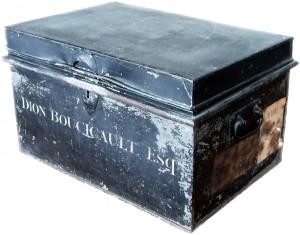 Dion Boucicault's Deed Box
