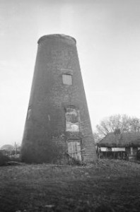 Reed Mill in 1940
