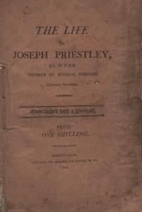 Life of Joseph Priestley