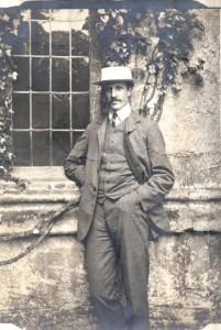 Hewlett Johnson c. 1900
