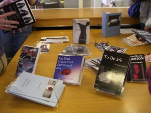 The students' books