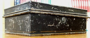 Hansard Family Deed box