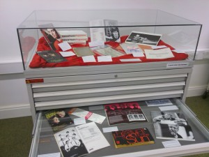 National Theatre display