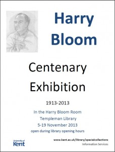 harrybloomposter