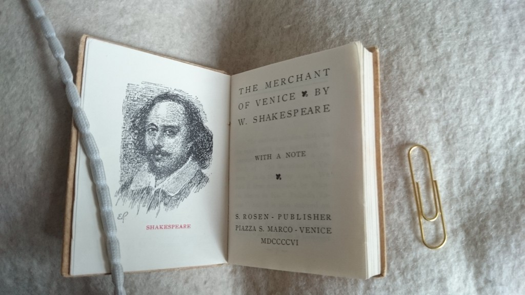 7cm tall Merchant of Venice I catalogued from the Reading Rayner Collection