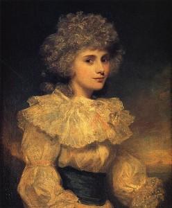 Lady Elizabeth Foster (1787)