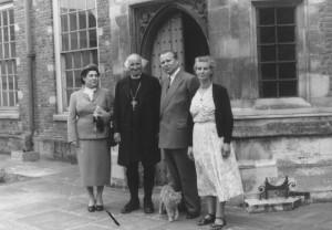 Hewlett, Nowell and Russian diplomats