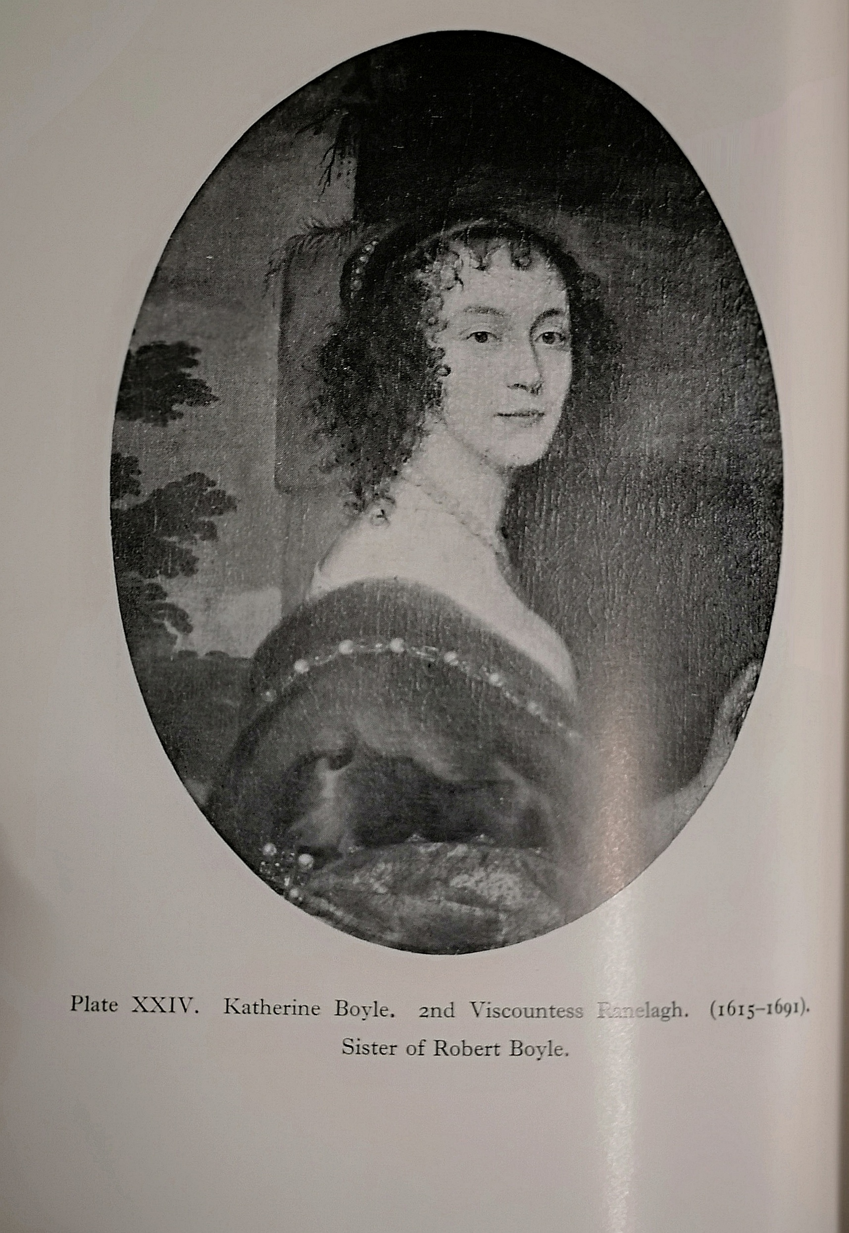 Lady Katherine Jones née Boyle, Viscountess of Ranelagh