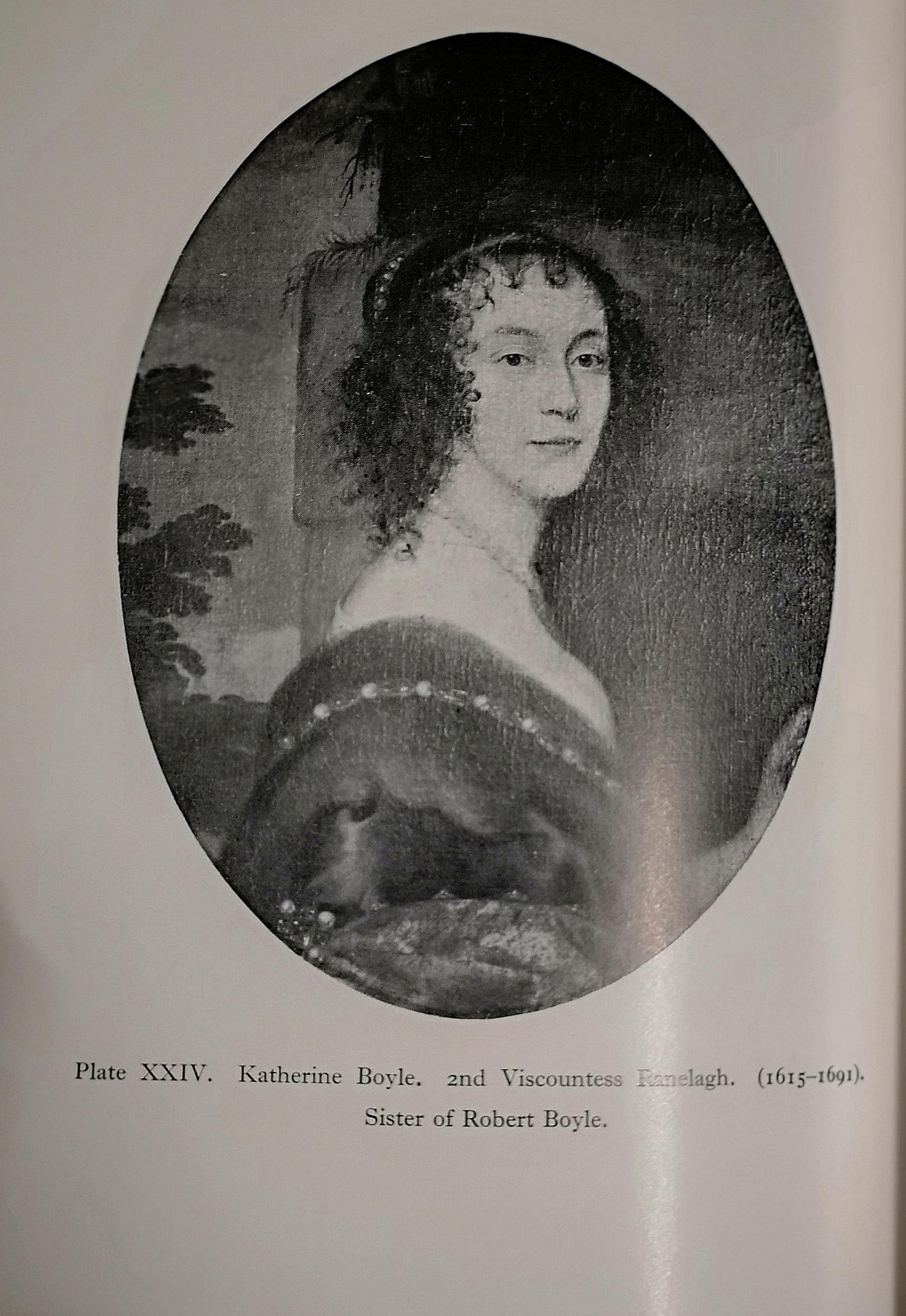 Lady Katherine Jones née Boyle, Viscountess of Ranelagh