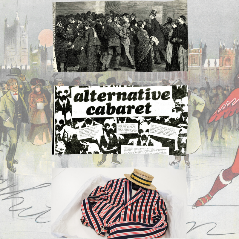 Pantomime, music hall and stand-up comedy all in one blog!