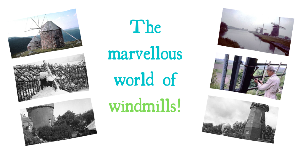 We challenge you not to find windmills awesome after this post