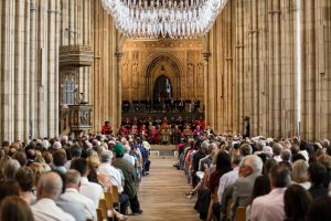 Kent Congregation Ceremony Canterbury Cathedral