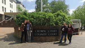 UKC Forensic Society Crown Court