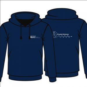 SPS navy hoodie