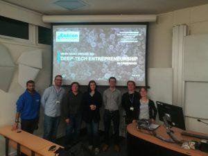 Echion Technologies - University of Kent
