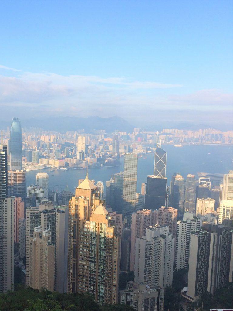 Hong Kong study abroad