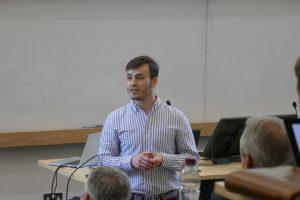 Henry Sheehy University of Kent Researchers Showcase 2019