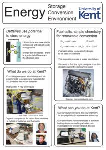 Chemistry Challenge Energy Sheet