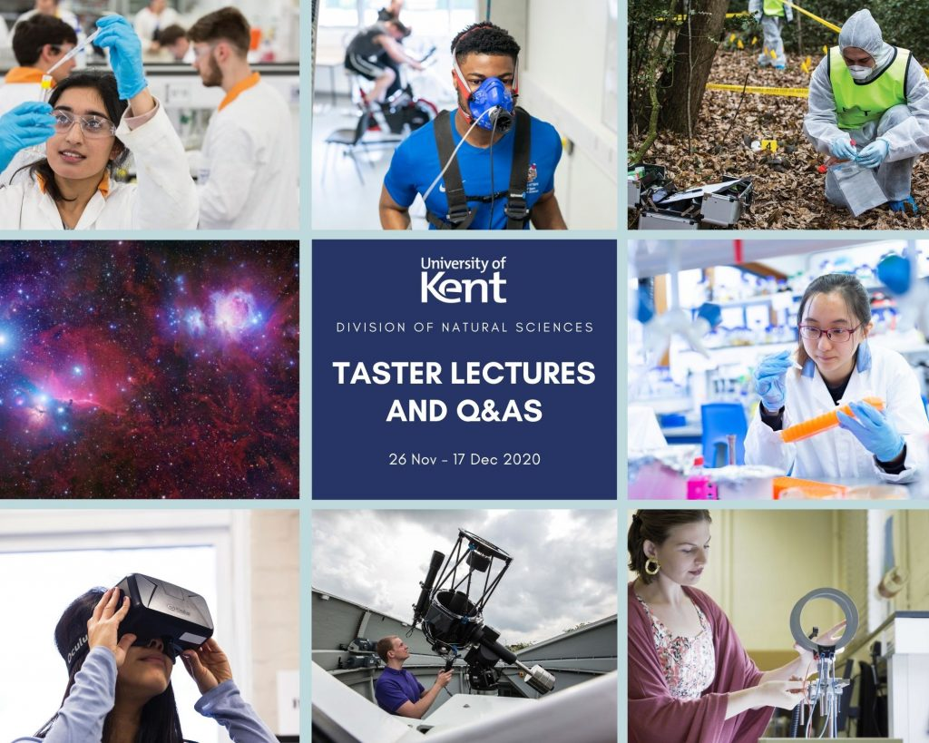 Discover Science at Kent