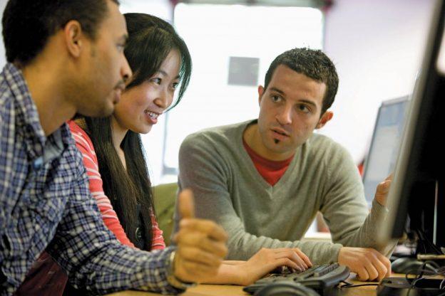 Students at PC