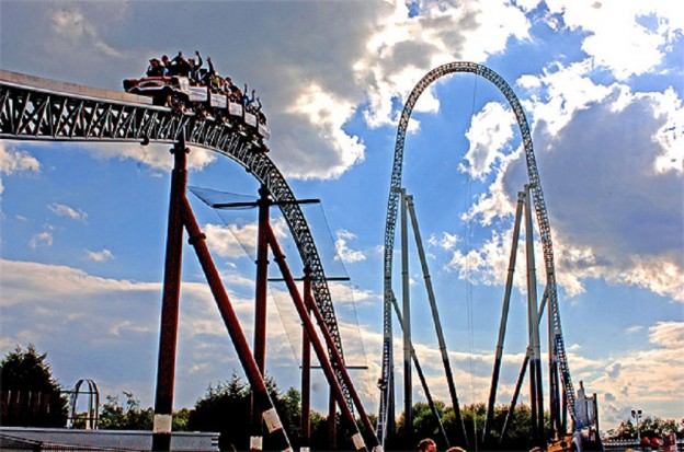 Photo from Thorpe Park