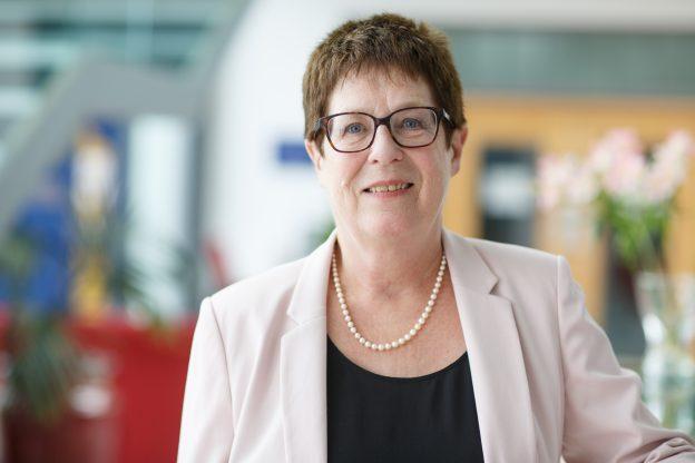 Prof Dame Julia Goodfellow, Vice-Chancellor