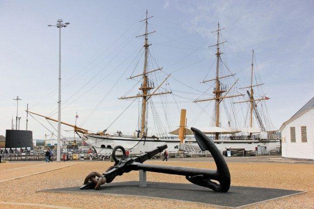 The Historic Dockyard