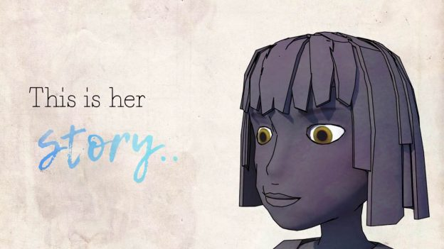 Illustration from video 'This is her story..'