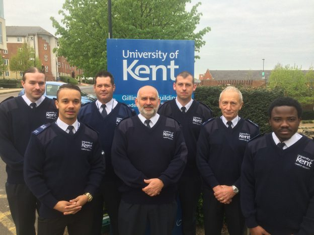 Medway Campus Security Team