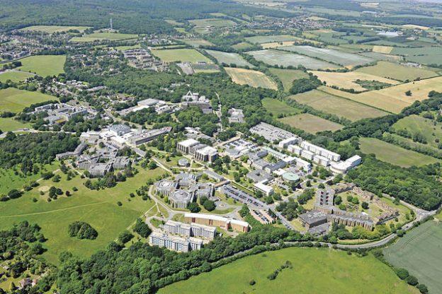 canterbury campus
