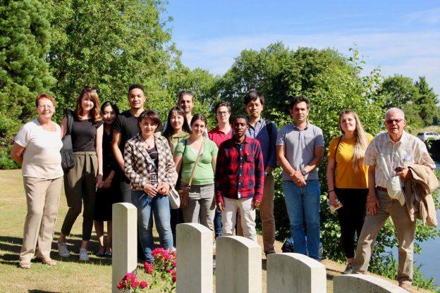 Ypres Battlefields visit