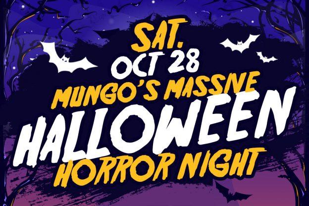 Mungo's Massive Halloween House of Horrors 2017 Screen