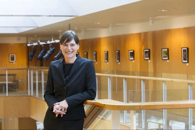 Vice Chancellor and President, Professor Karen Cox