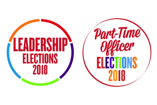 Leadership Elections and PTO 2018