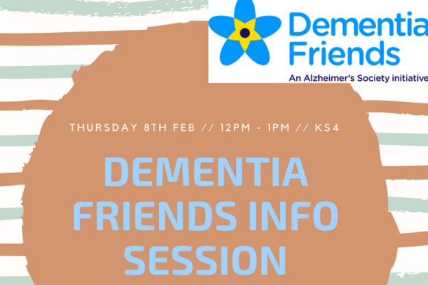 Dementia Friends info session