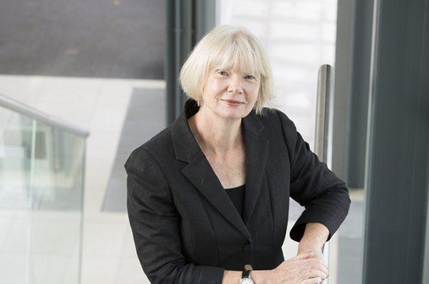Professor April McMahon