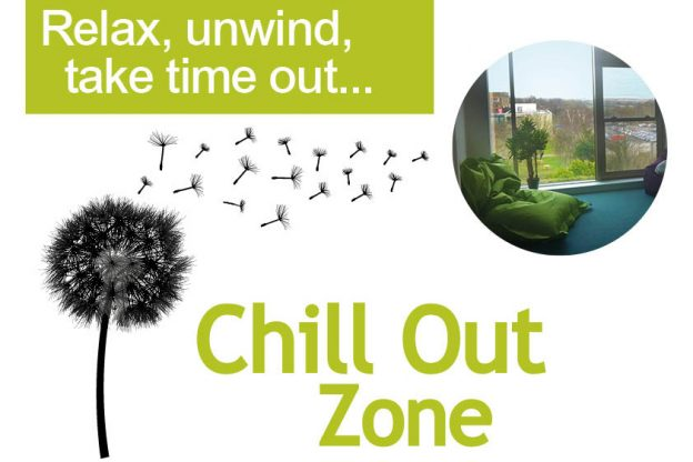 chill out zone image