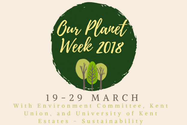 Our Planet Week 2018