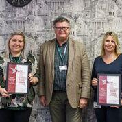 AUDE Awards for Estates staff