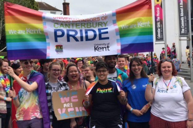 Canterbury Pride 2018