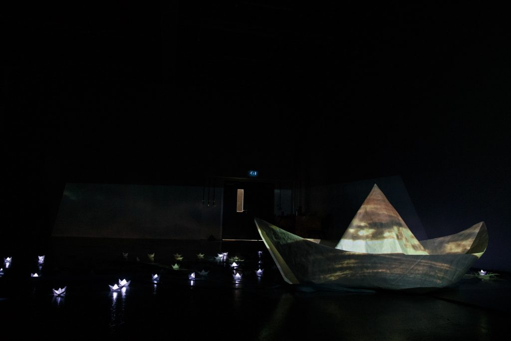 zone of flow (iii) exhibition