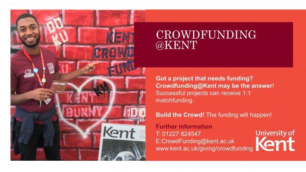 Crowdfunding at Kent