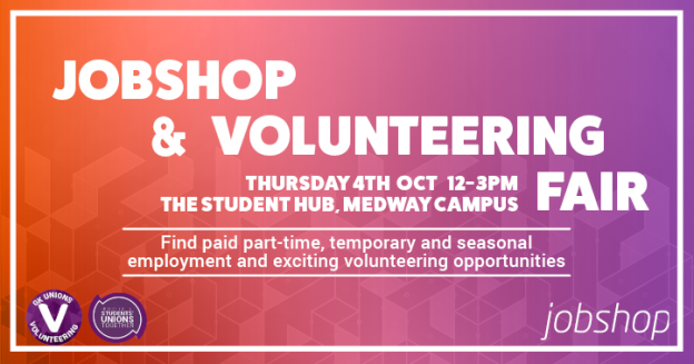 Job Shop and Volunteering Fair