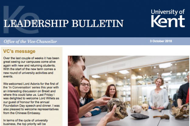 Leadership Bulletin 031018