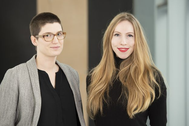 Dr Eleen M Deprez and Claire Anscomb